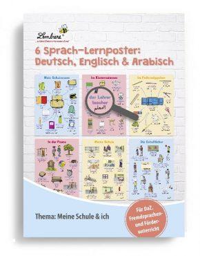 6-sprach-lernposter
