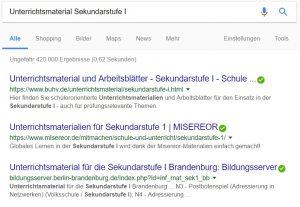 Die Metadescription ist Ihr Aushängeschild bei Google.